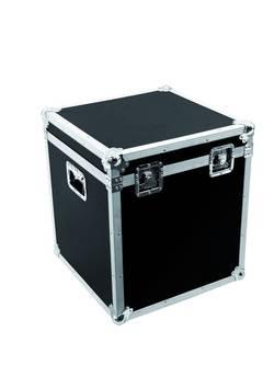 Case (kufr) na 50cm zrcadlovou Disco kouli 31000431, (d x š x v) 590 x 590 x 680 mm, černá/stříbrná