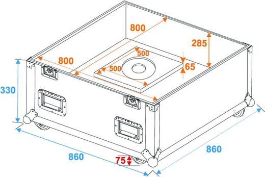 Case 31000432 (L x B x H) 872 x 872 x 1057 mm