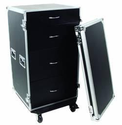 Case (kufr) 30126432, (š x v) 600 mm x 1150 mm, černá/stříbrná