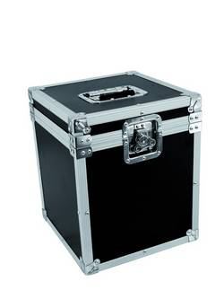 Case (kufr) 31000429 31000429, (d x š x v) 350 x 365 x 435 mm, černá/stříbrná