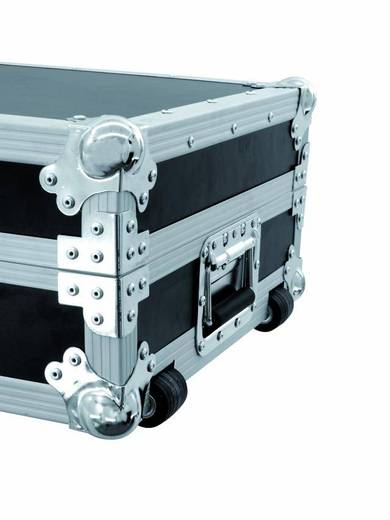 DJ-Mixer Case 30124199 (L x B x H) 275 x 1290 x 505 mm