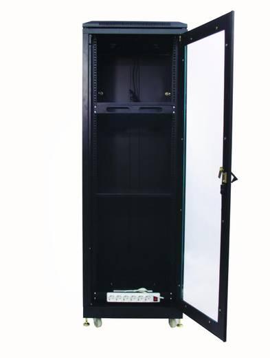 19 Zoll Rackschrank 40 HE Omnitronic 30103330 Stahl inkl. Rollen