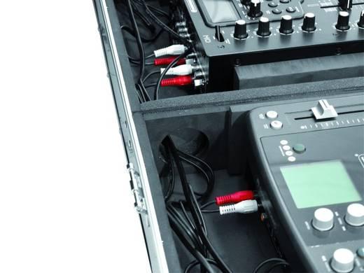 DJ-Mixer Case 30125342 (L x B x H) 165 x 860 x 505 mm