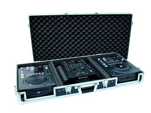DJ-Mixer Case Roadinger DIGI M-12 (L x B x H) 170 x 970 x 510 mm