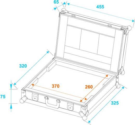 Case 30126010 (L x B x H) 150 x 465 x 360 mm