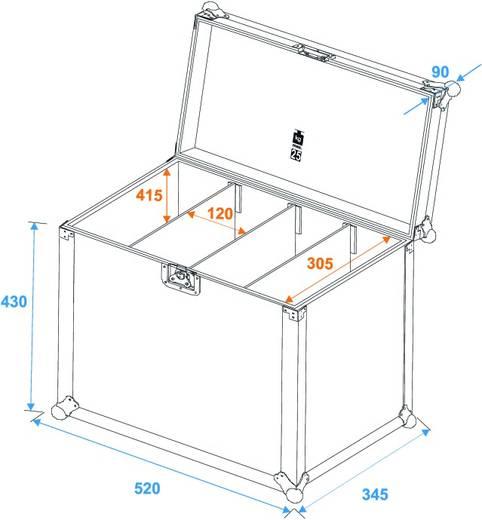 Case 31000910 (L x B x H) 520 x 345 x 520 mm