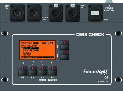 DMX-Tester FutureLight DMX-Check im Case