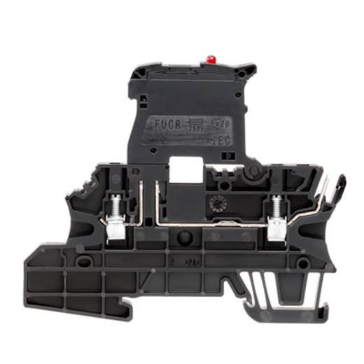 Sicherungs-Reihenklemme WMF 2.5 FU BLZ PE 100-250V SW Weidmüller Inhalt: 50 St.