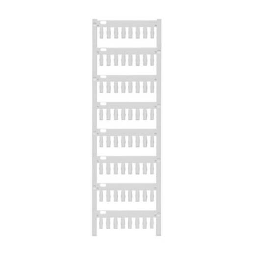Gerätemarkierung Montage-Art: aufschieben Beschriftungsfläche: 12 x 4 mm Passend für Serie Weidmüller TM-H Hülsen Weiß W