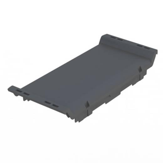 Hutschienen-Gehäuse Frontelement 15.5 x 45 x 100.3 Weidmüller CH20M45 FC GGY 30 St.