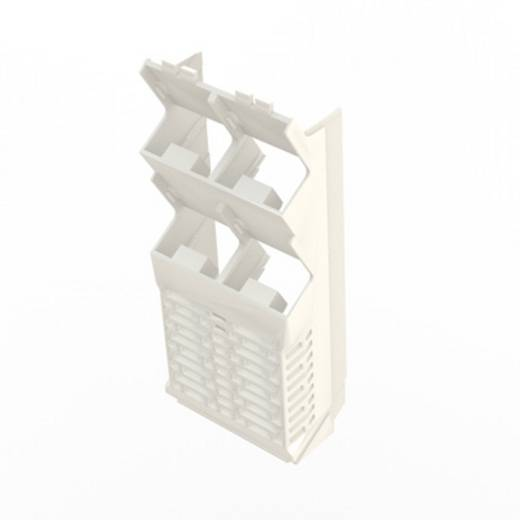 Hutschienen-Gehäuse Seitenteil 105.49 x 45 x 22.83 Weidmüller CH20M45 S 2PSC/2PSC LGY 6 St.