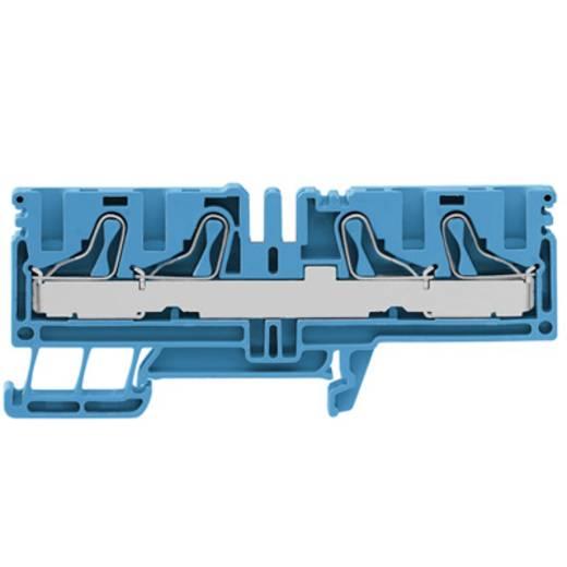 Durchgangs-Reihenklemme PDU 6/10 4AN BL 1165130000 Weidmüller 25 St.