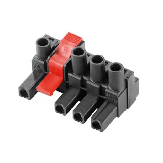Buchsengehäuse-Kabel BL/SL Polzahl Gesamt 4 Weidmüller 1173530000 Rastermaß: 7.62 mm 40 St.