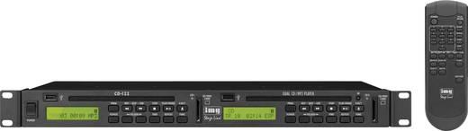 DJ Doppel CD Player IMG Stage Line CD-122