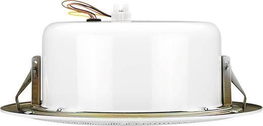 ELA-Einbaulautsprecher Monacor EDL-11TW 10 W 100 V Weiß 1 St.