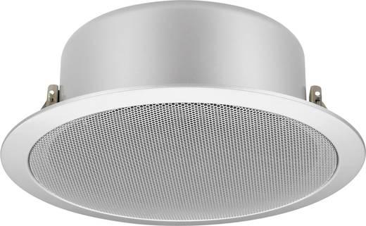 ELA-Einbaulautsprecher Monacor EDL-11TW/SI 10 W 100 V Silber 1 St.