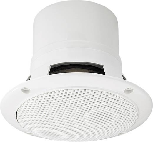 ELA-Einbaulautsprecher Monacor EDL-204 20 W 100 V Weiß 1 St.