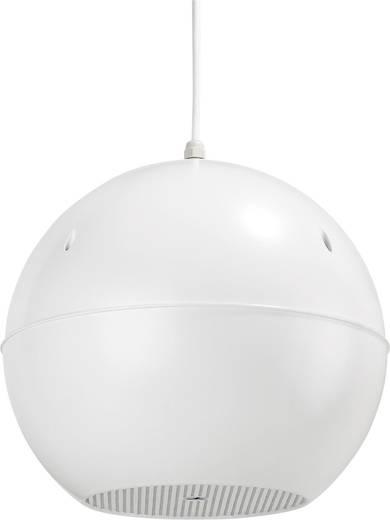 Monacor EDL-420/WS ELA-Deckenlautsprecher 40 W 8 Ω Weiß 1 St.