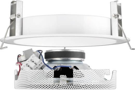 ELA-Einbaulautsprecher Monacor EDL-68/WS 6 W 100 V Weiß 1 St.