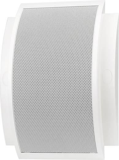 ELA-Wandlautsprecher Monacor ESP-152/WS 15 W Weiß 1 St.
