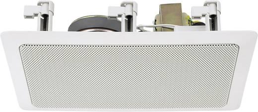 ELA-Einbaulautsprecher Monacor ESP-17/WS 15 W 100 V Weiß 1 St.