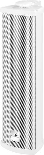 ELA-Tonsäule Monacor ETS-210TW/WS 10 W Weiß 1 St.