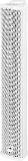 ELA-Tonsäule Monacor ETS-220TW/WS 20 W Weiß 1 St.