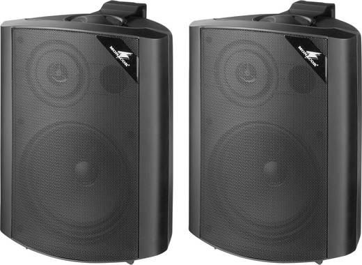ELA-Lautsprecherbox Monacor EUL-60/SW 15 W Schwarz 1 Paar