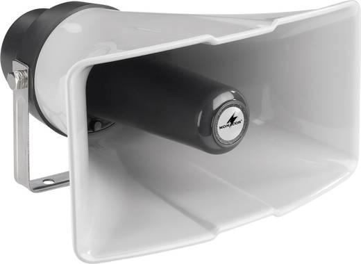 ELA-Druckkammerlautsprecher Monacor IT-35 25 W Weiß, Schwarz 1 St.