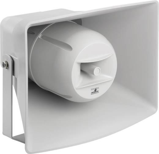 ELA-Druckkammerlautsprecher Monacor IT-400TW 60 W Weiß 1 St.