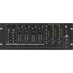 Image of Monacor MPX-4PA DJ Mixer 19 Zoll Einbau