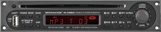 ELA-Radio/CD-Modul Monacor PA-1140RCD