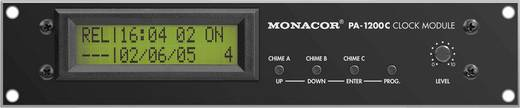 ELA-Schaltuhr-Modul Monacor PA-1200C