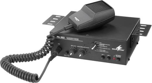 ELA-Verstärker Monacor PA-302 14 W