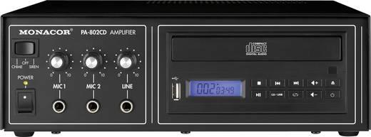 ELA-Verstärker Monacor PA-802CD 15 W
