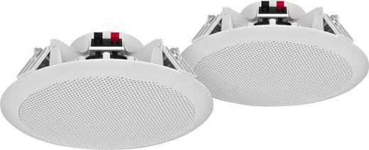 Außenlautsprecher Monacor SPE-284/WS 50 W IP65 Weiß 1 St.