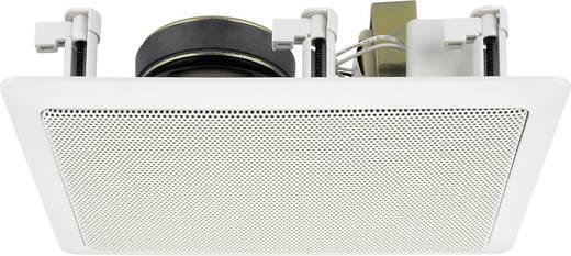 ELA-Einbaulautsprecher Monacor ESP-22/WS 20 W 100 V Weiß 1 St.