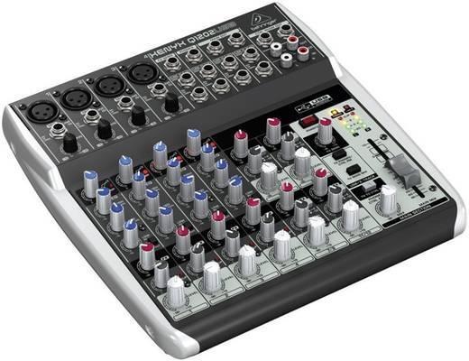 Konsolen-Mischpult Behringer XENYX Q1202USB Anzahl Kanäle:12 USB-Anschluss
