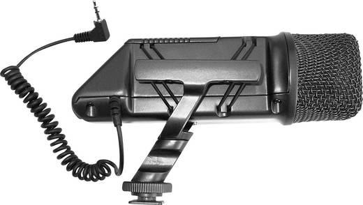 Kamera-Mikrofon RODE Microphones SMV Stereo VideoMic Übertragungsart:Direkt inkl. Windschutz, Blitzschuh-Montage