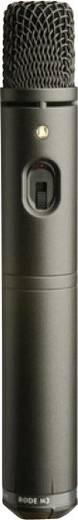 Instrumenten-Mikrofon RODE Microphones M3 Übertragungsart:Kabelgebunden inkl. Windschutz, inkl. Klammer