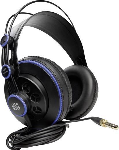 PreSonus HD7 Studio Kopfhörer Over Ear Schwarz, Blau