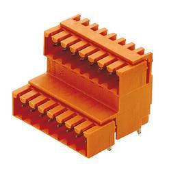 Barrette mâle encastrable (standard) Weidmüller SLD 3.50 V/08/90G 3.2 SN OR BX 1642250000 Nbr total de pôles 8 Pas: 3.5