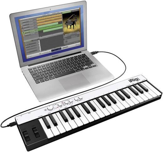 MIDI-Controller IK Multimedia iRig Keys Schwarz