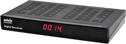 Silva Schneider Receiver DHD 614 Irdeto HD SAT-Receiver