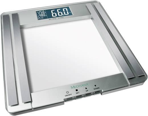 Medisana 40446S Körperanalysewaage Wägebereich (max.)=150 kg