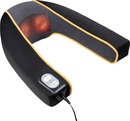 Medisana MNV Massagegerät 3.6 W Schwarz, Orange