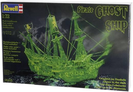 Revell 05433 Geisterschiff mit Nachtleuchtfarbe Schiffsmodell Bausatz 1:72