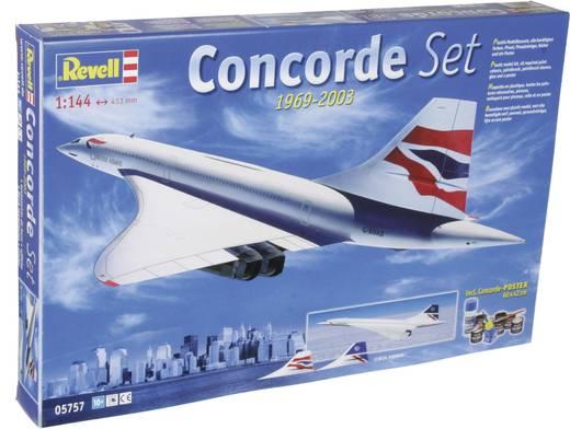 Revell Geschenkset Concorde