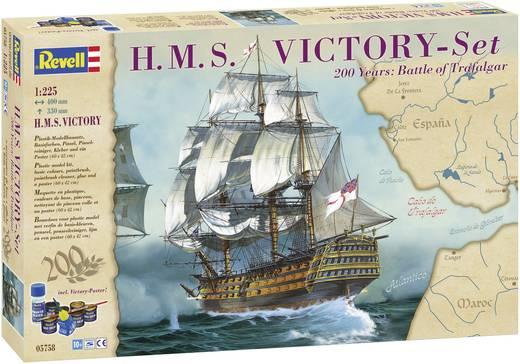 Revell H.M.S Geschenkset Victory