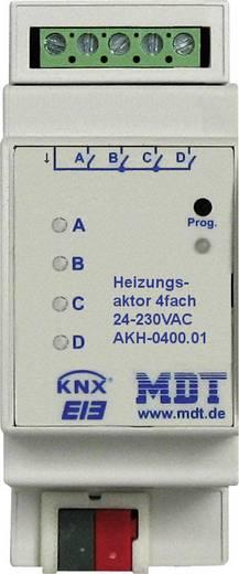 MDT AKH-0400.01 KNX-Heizungsaktor 4-fach